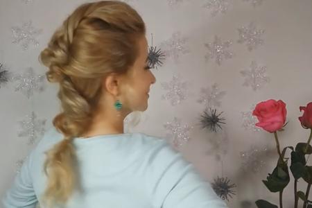 فیلم آموزش مدل بافت مو جدید 1