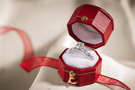 راه های تمیزکردن جواهرات الماس