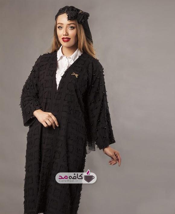 مدل مانتو برند ایرانی Sati