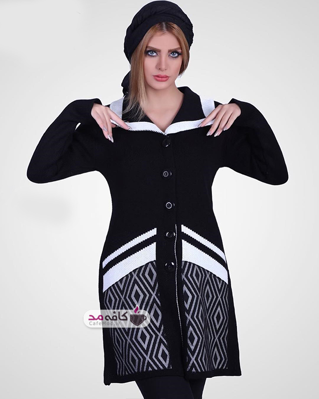 مدل مانتو زنانه بافت Kenzel