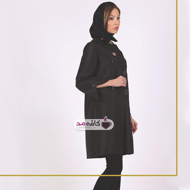 مدل مانتو ایرانی Saradelo