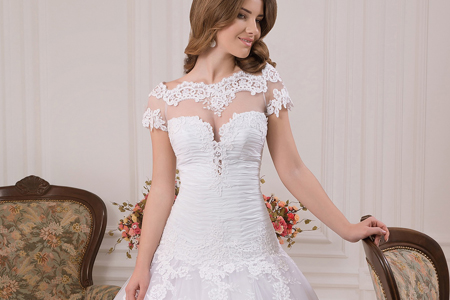 مدل لباس عروس 2017 1