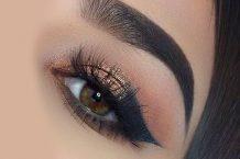 مدل آرایش چشم Juliane Coelho