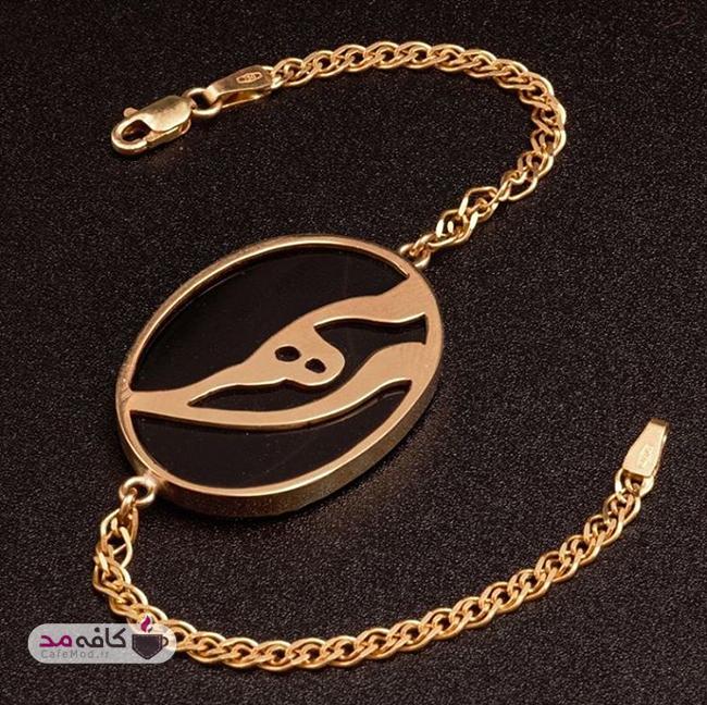 زیورآلات طلا ایرانی کبالت