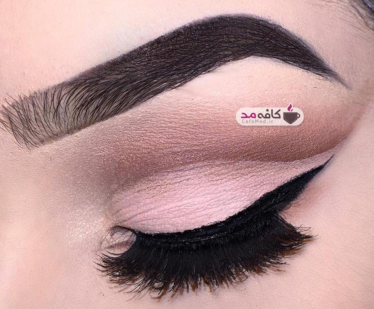 مدل های بسیار زیبا از آرایش چشم
