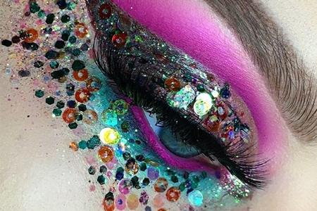 مدل های جدید آرایش چشم 10