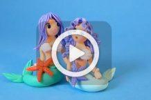 فیلم آموزش ساخت پری دریایی