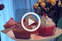 فیلم آموزش ساخت شمع طرح کاپ کیک