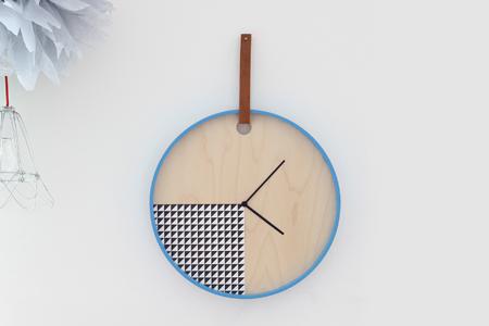 آموزش تصویری ساخت ساعت دیواری 2