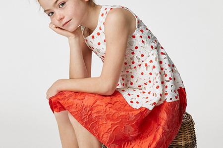 مدل لباس بچه گانه CarolinaHerrera