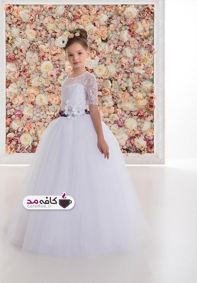 مدل لباس دخترانه JeorjettDress