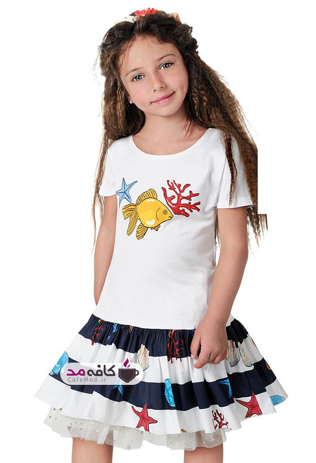 مدل لباس دخترانه LauraBiaGiotti
