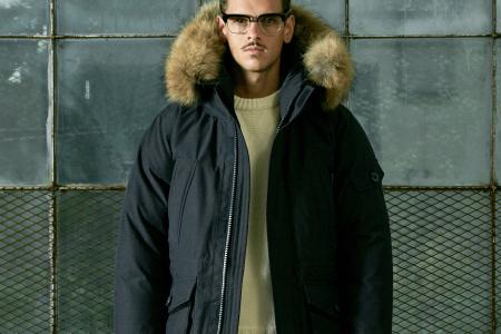 مدل لباس زمستانه مردانه 10