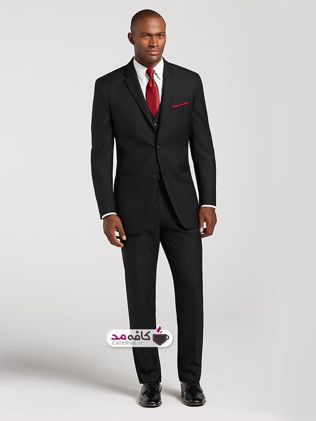 مدل کت و شلوار مردانه TUXEDO