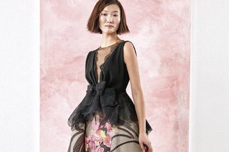 مدل لباس مجلسی Yolancris