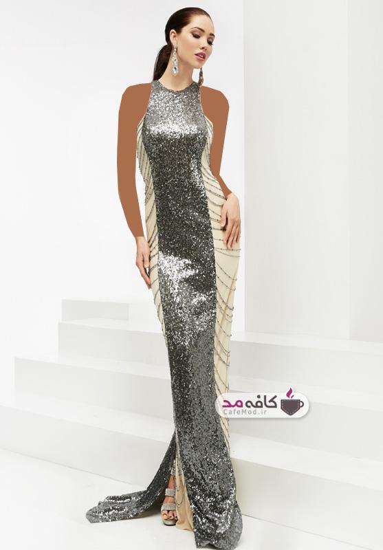 مدل لباس مجلسی سال 2017