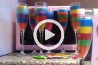 فیلم ساخت شمع رنگین
