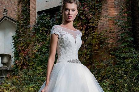 مدل لباس عروس زنانه 1