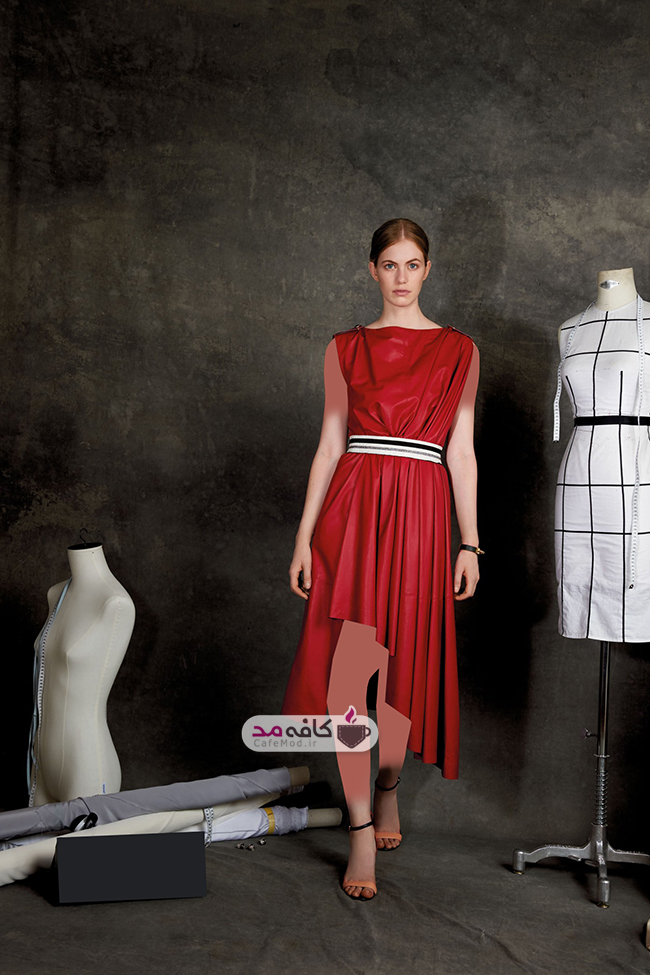 مدل لباس مجلسی Vionnet