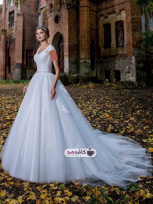 مدل لباس عروس زنانه JeorjettDress