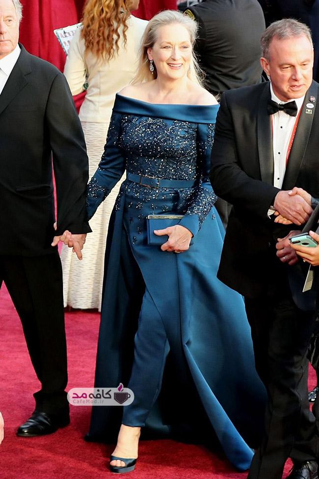 بهترین مدل لباس های مراسم اسکار 2017 - برند Elie Saab