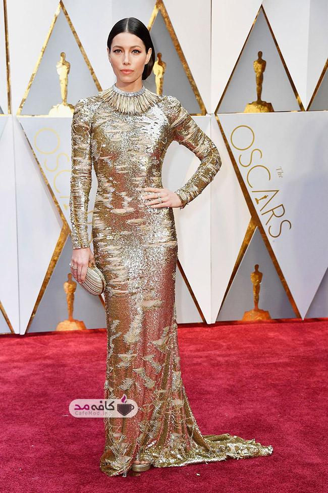 بهترین مدل لباس های مراسم اسکار 2017 - برند Kaufmanfranco