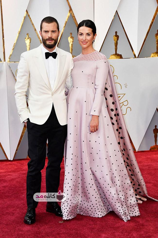 بهترین مدل لباس های مراسم اسکار 2017 - برند Emilia Wickstead