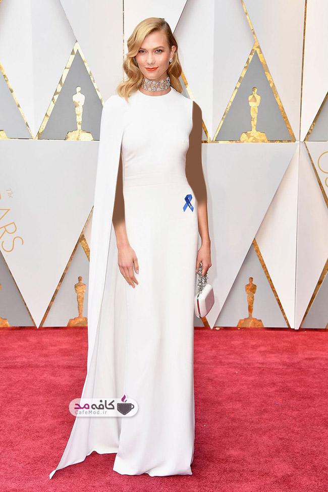 بهترین مدل لباس های مراسم اسکار 2017 - برند Stella McCartney