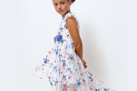 مدل لباس بهاره بچه گانه 11