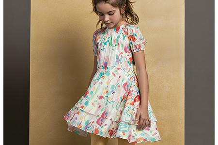 مدل لباس دخترانه Tyrol 10