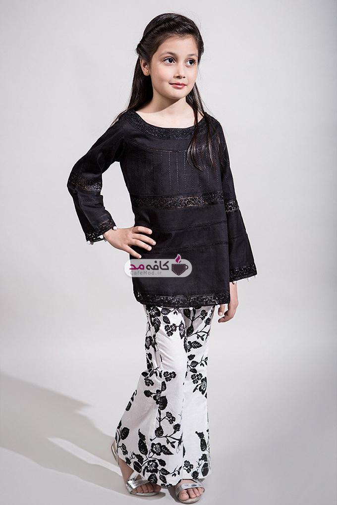 مدل لباس دخترانه Mariab
