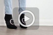 فیلم آموزش تغییر ظاهر کفش