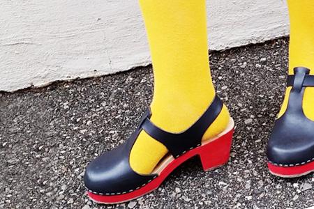 آموزش تصویری تزیین کفش