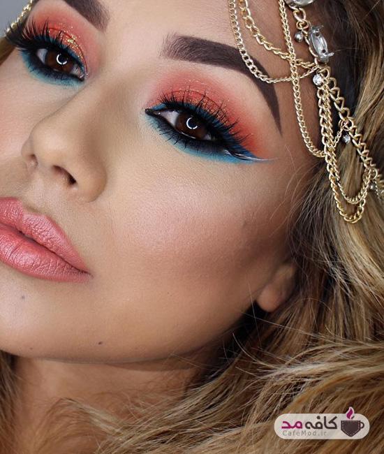 زیباترین مدل های آرایش زنانه
