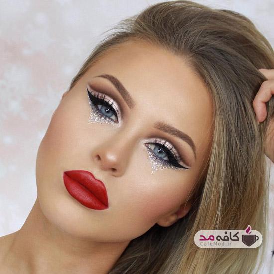 مدل آرایش جدید 2017