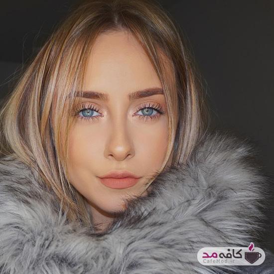 عکس جدیدترین مدل آرایش