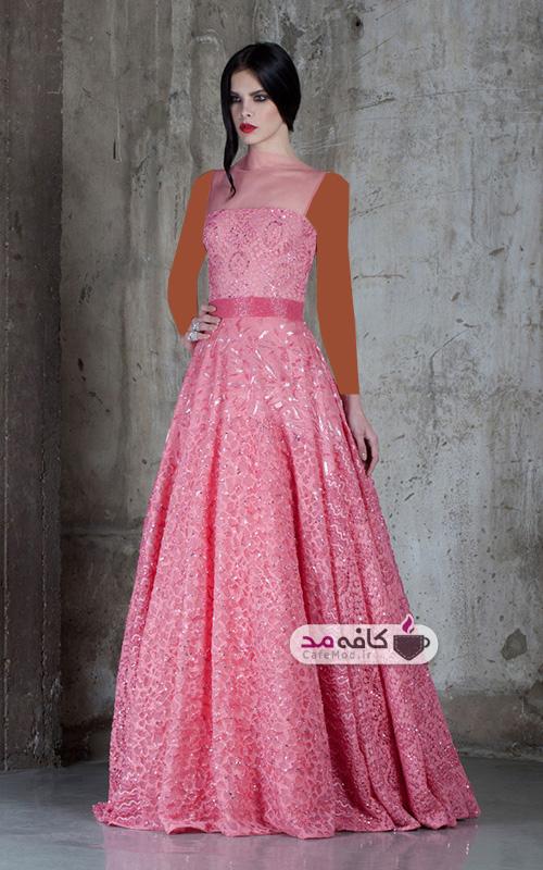مدل لباس مجلسی Basil Soda