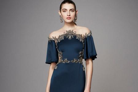 مدل لباس زنانه Marchesa