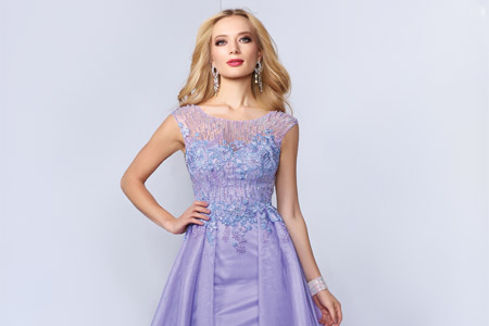 مدل لباس مجلسی Luccilu
