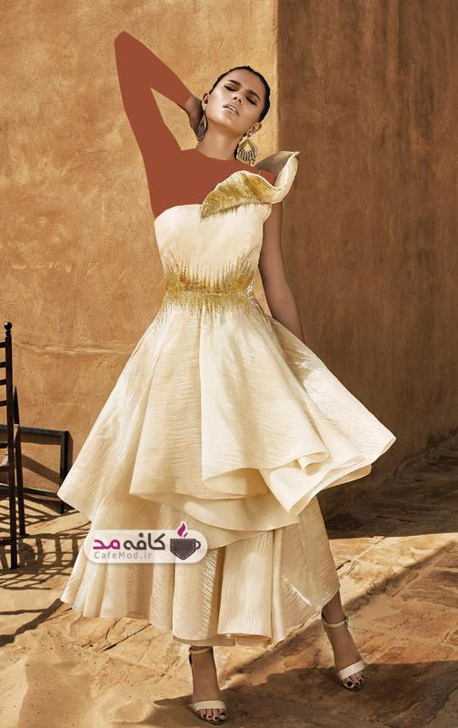 مدل لباس مجلسی Jelena Bin Drai