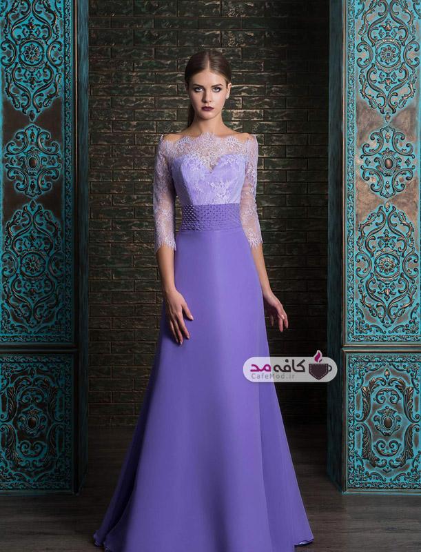 مدل لباس مجلسی جدید Nika