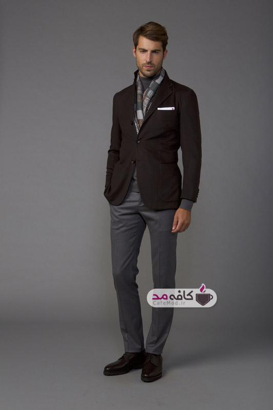 مدل کت و شلوار مردانه Kiton
