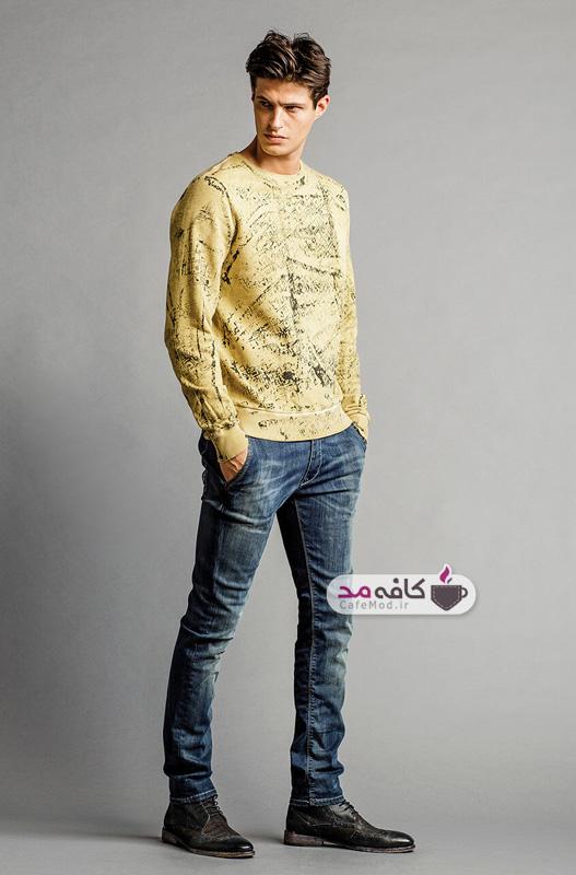 مدل لباس مردانه Fifty Four