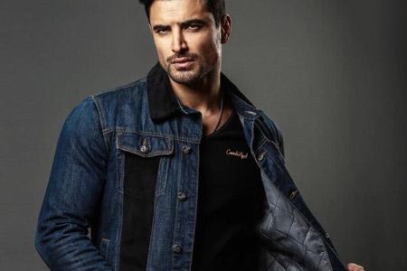 مدل لباس مردانه Cameron Zigzal 10