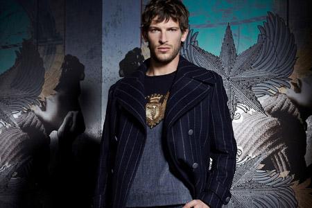 مدل لباس مردانه Trussardi 11