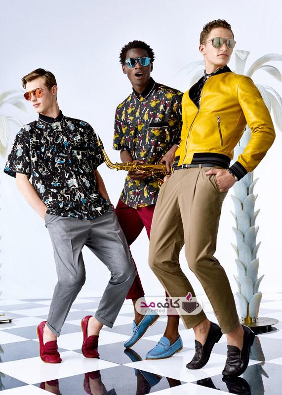مدل لباس مردانه Dolce Gabbana