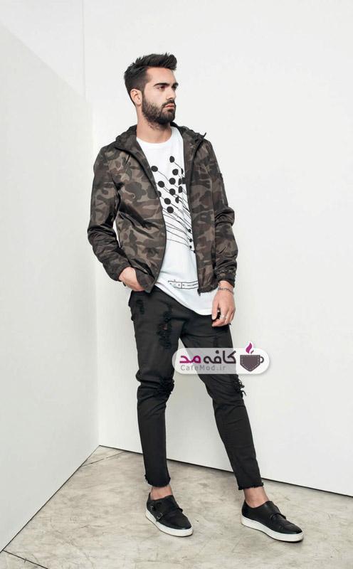 مدل لباس مردانه Outfit Italia