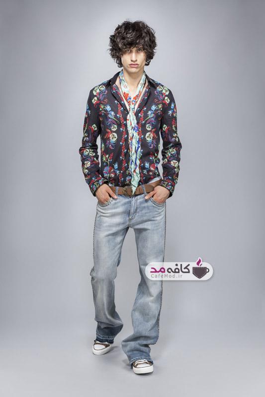 مدل لباس مردانه Roberto Cavalli