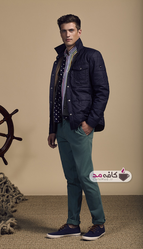 مدل لباس مردانه Eden Park