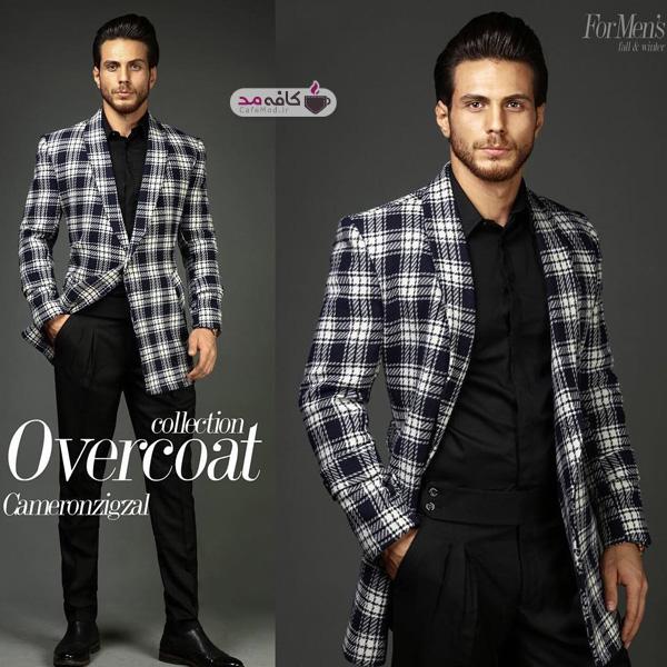 مدل لباس مردانه Cameron Zigzal